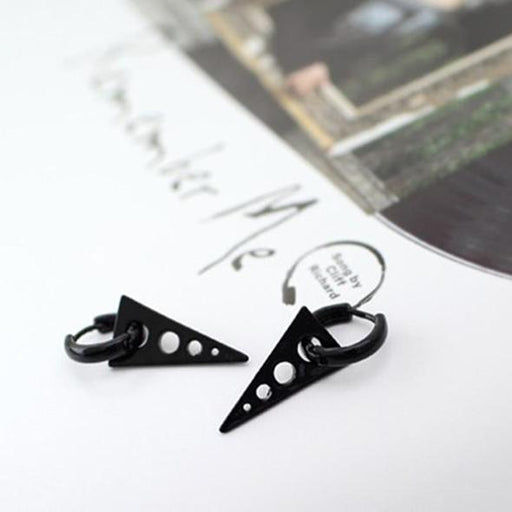 "BTS Start To Love ""TRIANGLE"" EARRINGS"