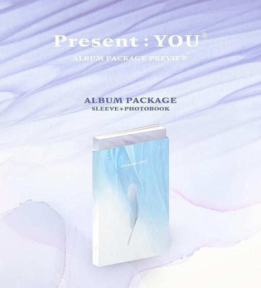 GOT7 3RD ALBUM - PRESENT : YOU