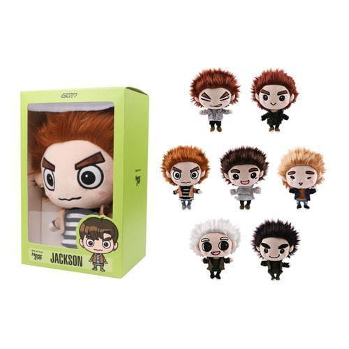 GOT7 GOTOON DOLL (ARRIVAL VER.)