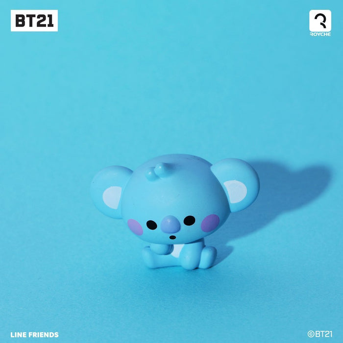 BT21 X ROYCHE BABY MONITOR FIGURE