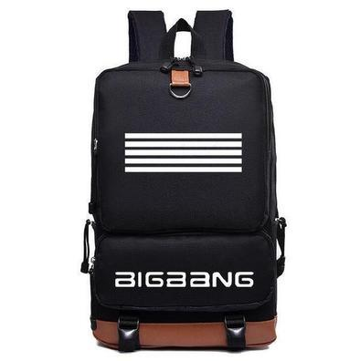 "WHO'S YOUR IDOL"" BIGBANG BACKPACK"