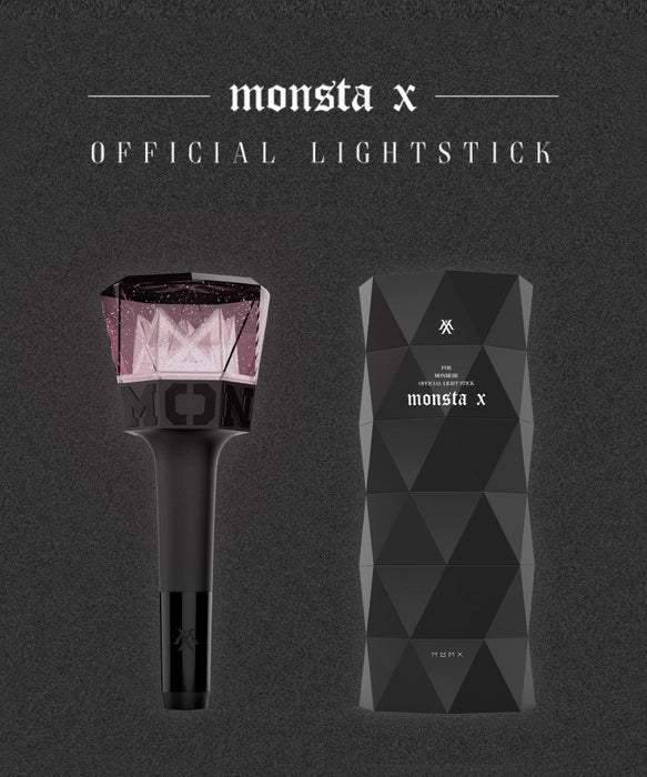 MONSTA X- OFFICIAL LIGHT STICK