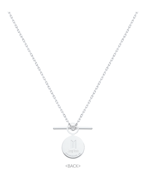 PRE-ORDER] BTS X STONEHENGE MOMENT OF LIGHT DESTINY NECKLACE