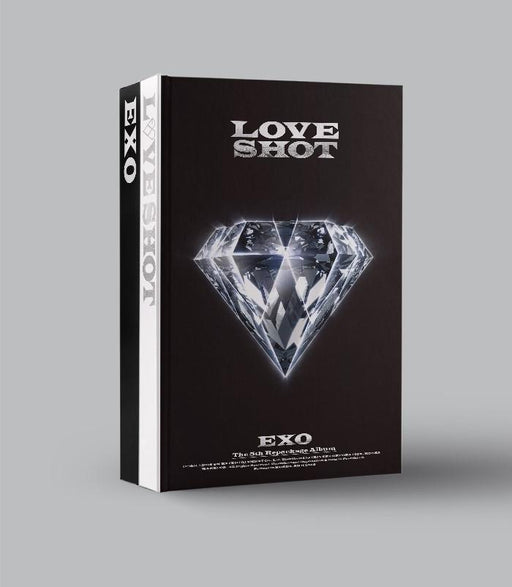 EXO LOVE SHOT 5TH REPACKAGE ALBUM