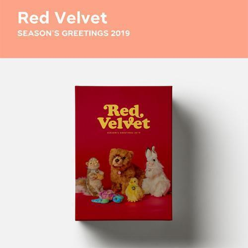 RED VELVET - 2019 SEASON'S GREETINGS