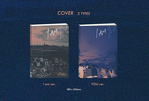 STRAY KIDS - 3RD MINI ALBUM - I AM YOU