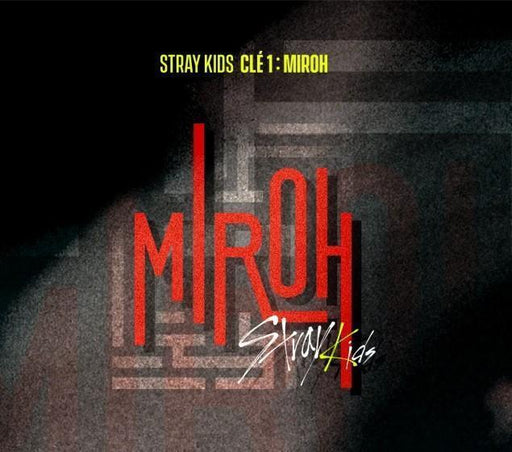 STRAY KIDS - MINI ALBUM - CLE 1 : MIROH