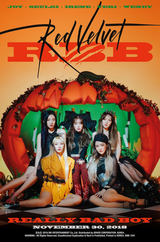 RED VELVET - 5TH MINI ALBUM [RBB]