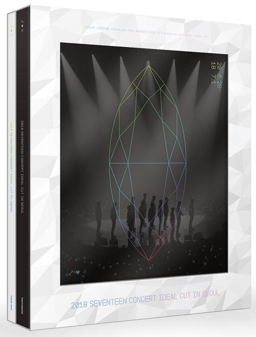 SEVENTEEN - 2018 CONCERT IN SEOUL [IDEAL CUT] DVD