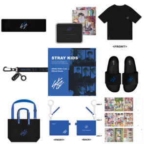 STRAY KIDS : UNEVIL TOUR [I AM... ] OFFICIAL GOODS