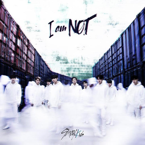 VSTRAY KIDS - 1ST MINI ALBUM - I AM NOT
