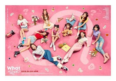 TWICE - 5TH MINI ALBUM [WHAT IS LOVE?]