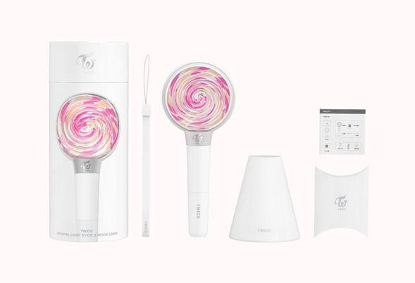 TWICE - OFFICIAL CANDY BONG LIGHT STICK