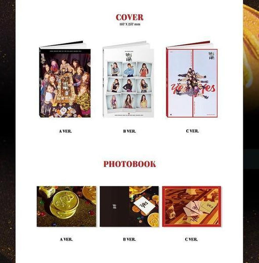 TWICE - THE 6TH MINI ALBUM - YES OR YES