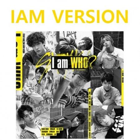 [IAM VER] STRAY KIDS 2ND MINI ALBUM - I AM WHO
