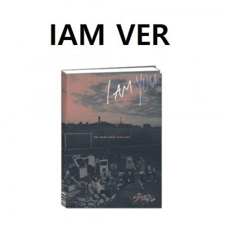 [IAM VER] STRAY KIDS 2ND MINI ALBUM - I AM YOU CD