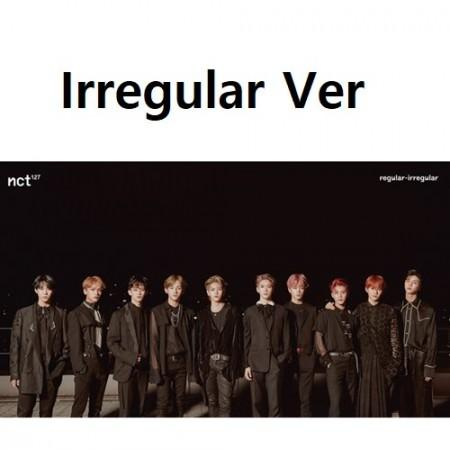 [IRREGULAR] NCT 127 1ST ALBUM - NCT 127 REGULAR-IRREGULAR CD