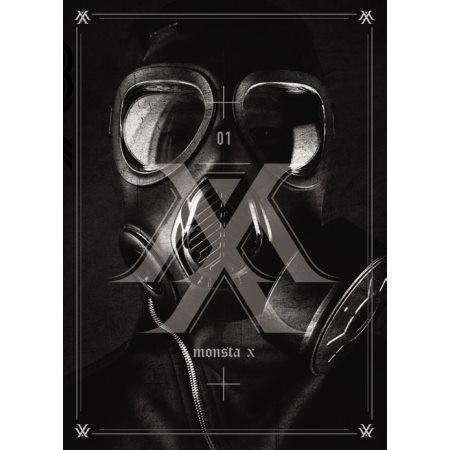 MONSTA X 1ST MINI ALBUM - TRESPASS CD