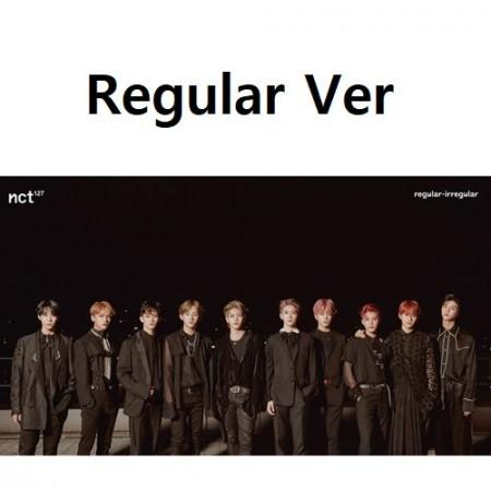 [REGULAR] NCT 127 1ST ALBUM - NCT 127 REGULAR-IRREGULAR CD