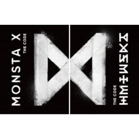 [SET] MONSTA X 5TH MINI ALBUM - THE CODE CD