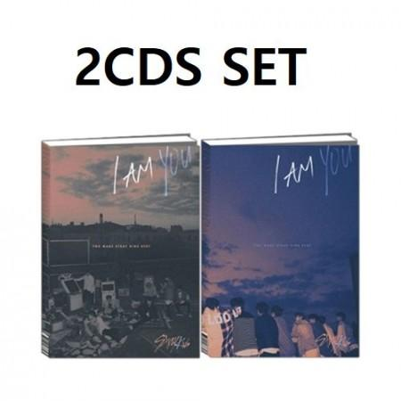 [SET] STRAY KIDS 2ND MINI ALBUM - I AM YOU CD