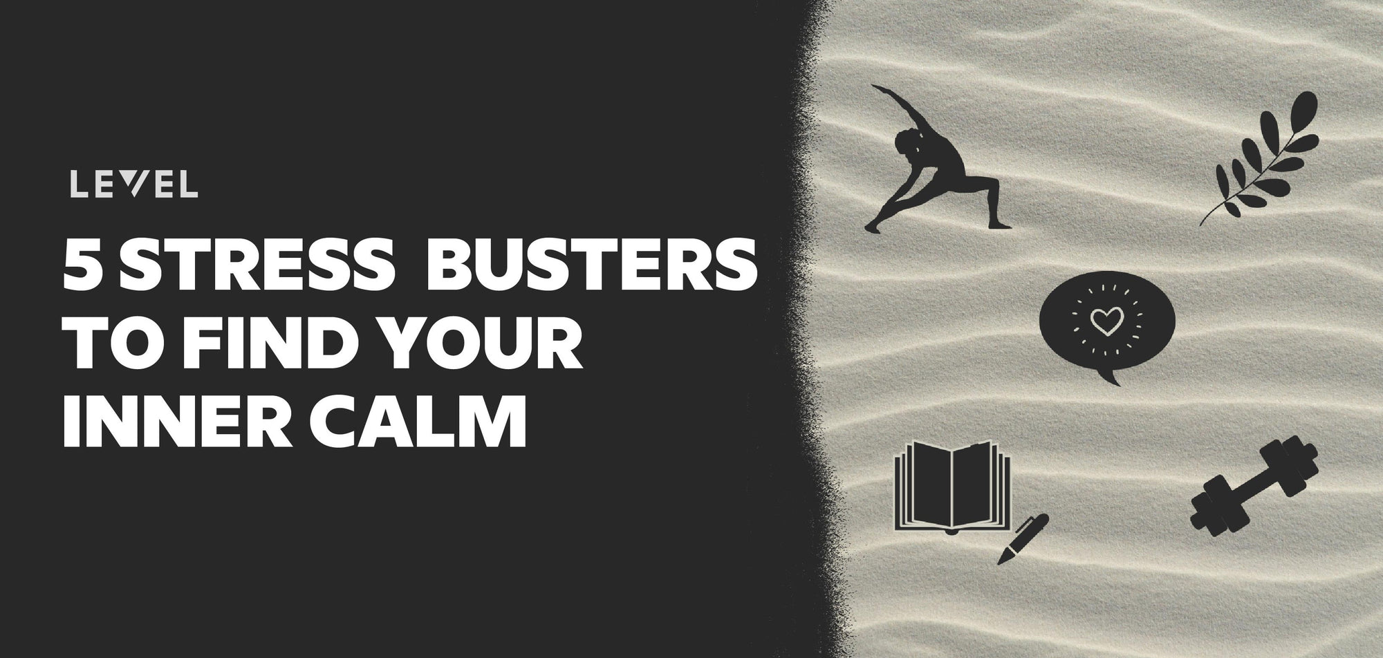 5 Stress Busters To Find Your Inner Calm