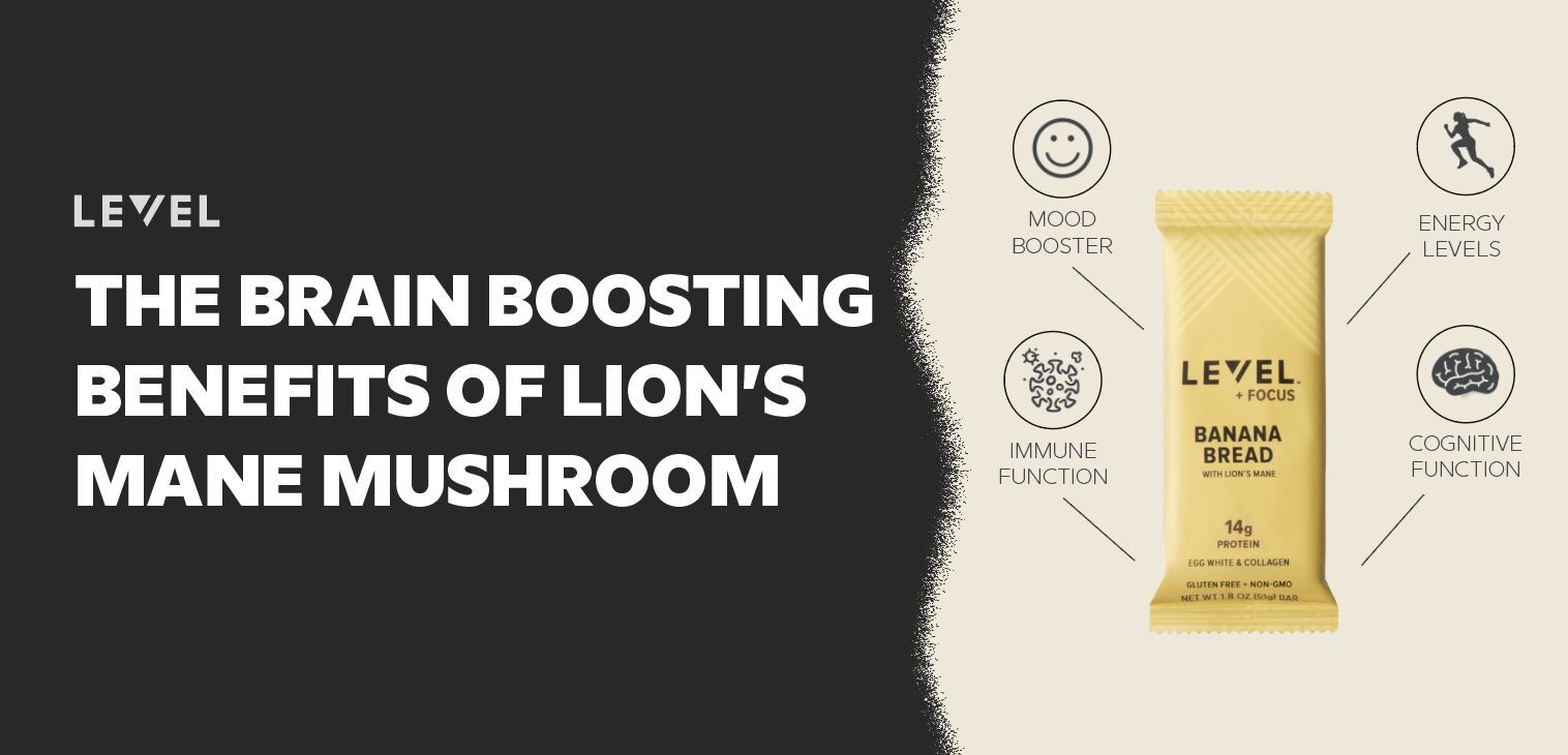 The Brain Boosting Benefits of Lion's Mane Mushroom