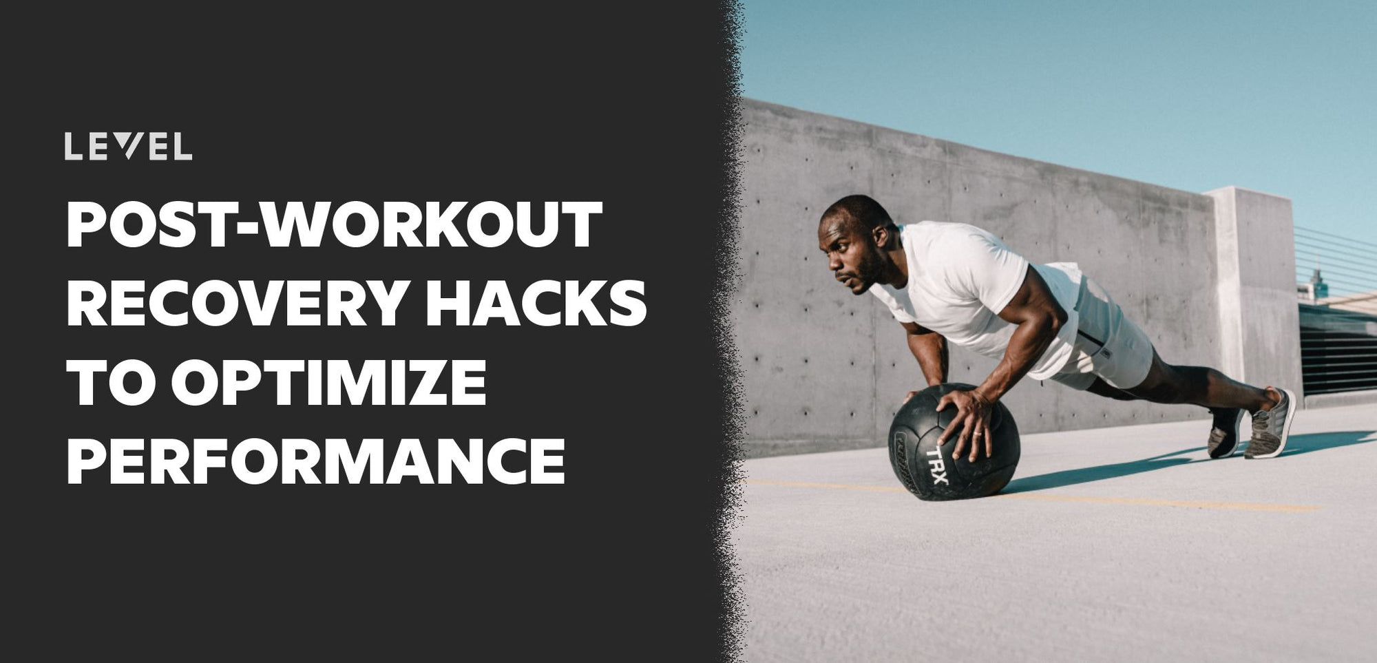 Post-Workout Recovery Hacks to Optimize Performance