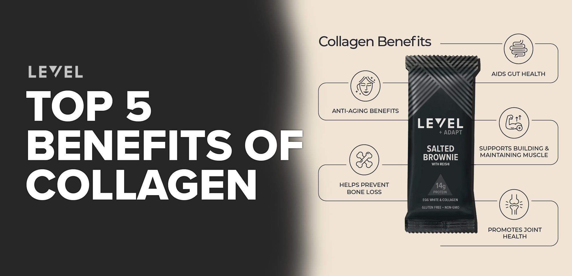 Top 5 Benefits of Taking Collagen Supplements