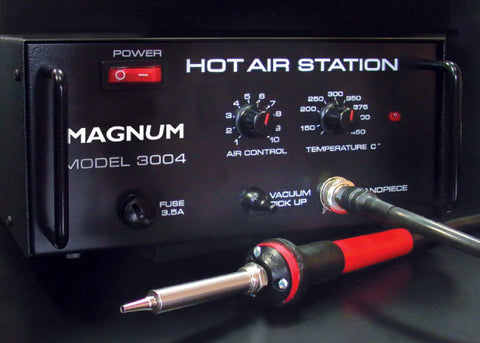 Hot Air Station 3004