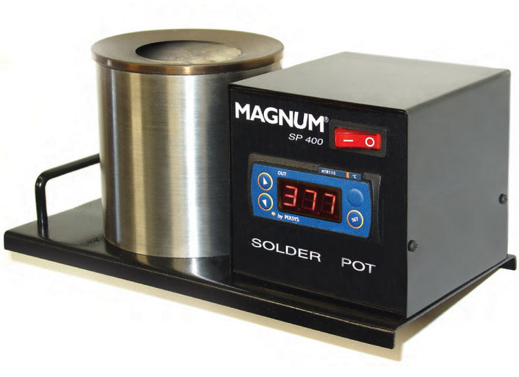 Solder pot sp400 magnum products for Solde pot exterieur