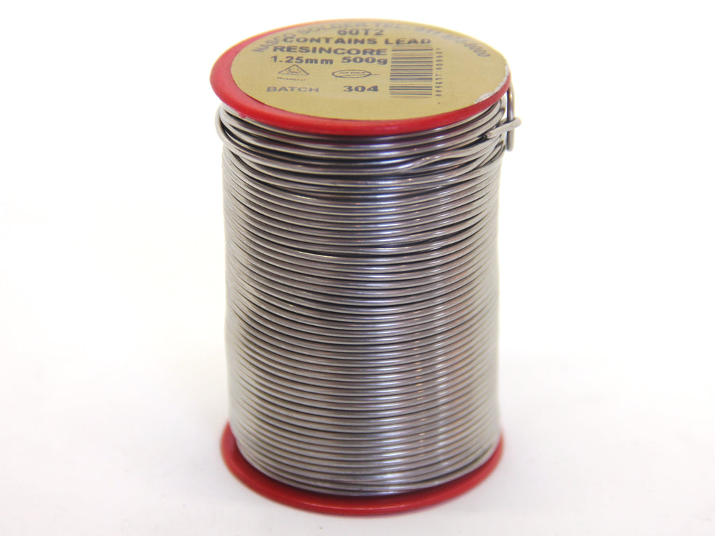 Techmet 1.25mm Solder Wire