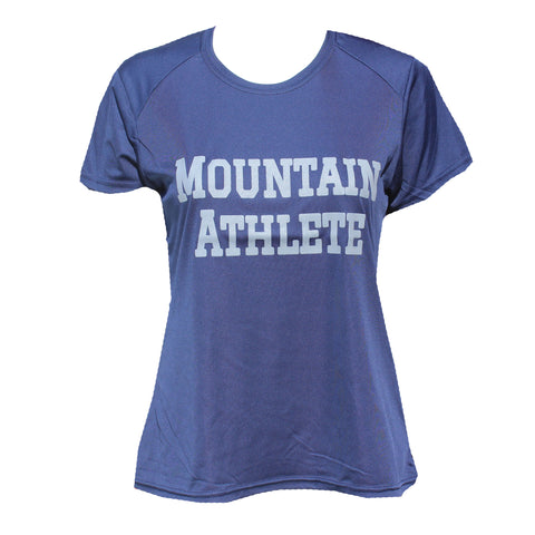 Mountain Athlete Ladies Performance - Blue