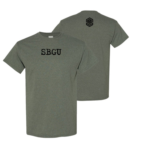 Sandbag Get Up - Military Green