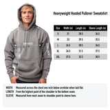 Military Athlete Hoodie - Charcoal Heather (M-XL)