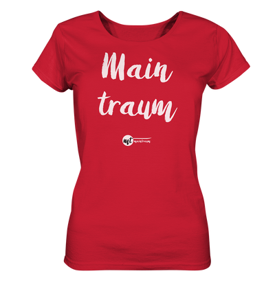 MAINTRAUM - Women Organic Shirt
