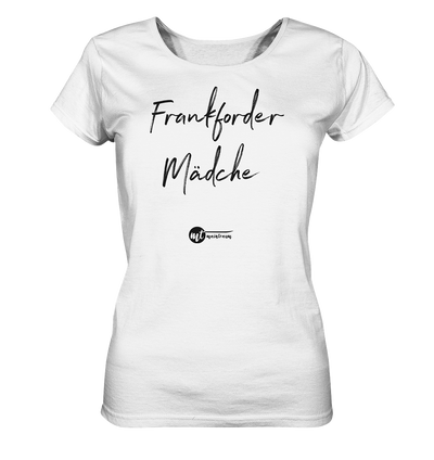 MAINTRAUM FRANKFORD - Women Organic Shirt