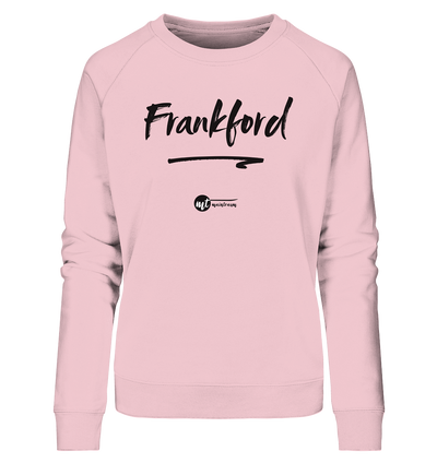 MAINTRAUM FRANKFORD - Women Organic Sweatshirt