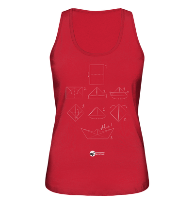 MAINTRAUM MARITIM - Women Organic Tank-Top