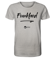 MAINTRAUM FRANKFORD - Men Organic Shirt (meliert)