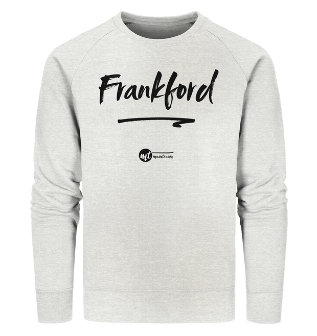 MAINTRAUM FRANKFORD - Men Organic Sweatshirt