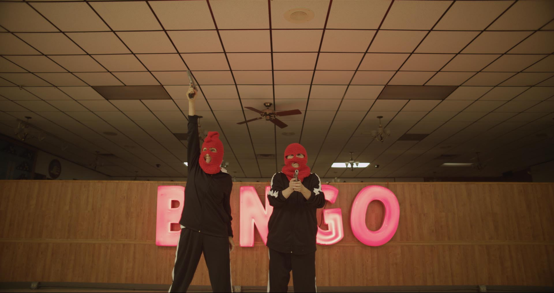 Bingo Night Heist - Cuts Worth Watching