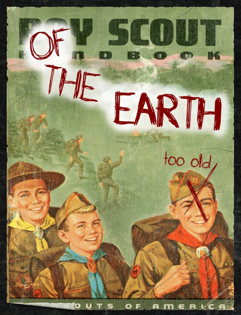 Of the Earth Cover Photo