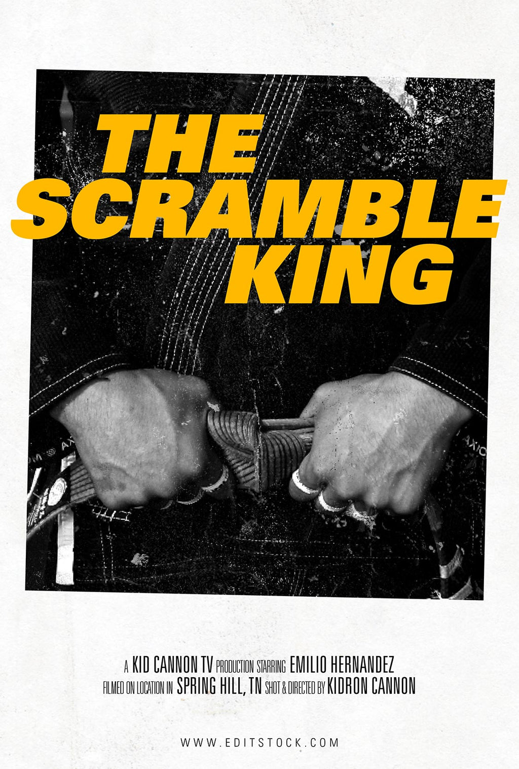 Scramble King - EditStock Project