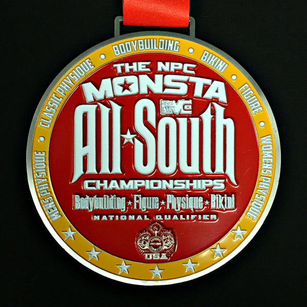 CUSTOM MEDALS (SAMPLE)