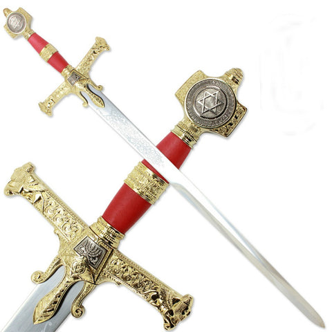"""KING SOLOMON"" 47"" SWORD (CALL FOR PROMOTER PRICING)"