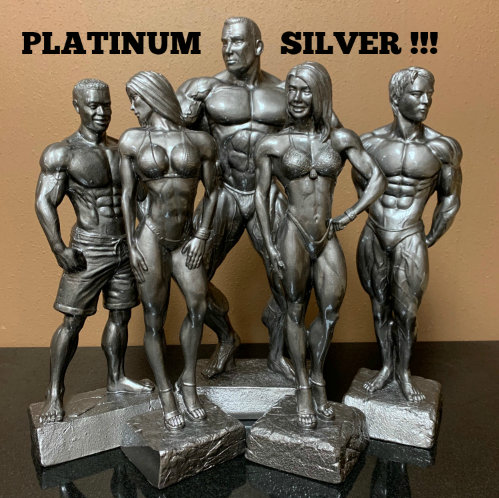 "17"" WOMENS PRO PHYSIQUE / BODYBUILDING (CALL FOR PROMOTOR PRICING)"