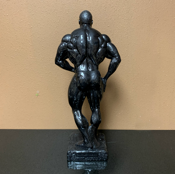 "20"" IFBB PRO CHRIS COMIER LICENSED SCULPTURE (CALL FOR PROMOTER PRICING)"