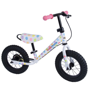 Balance Bike in Metallo