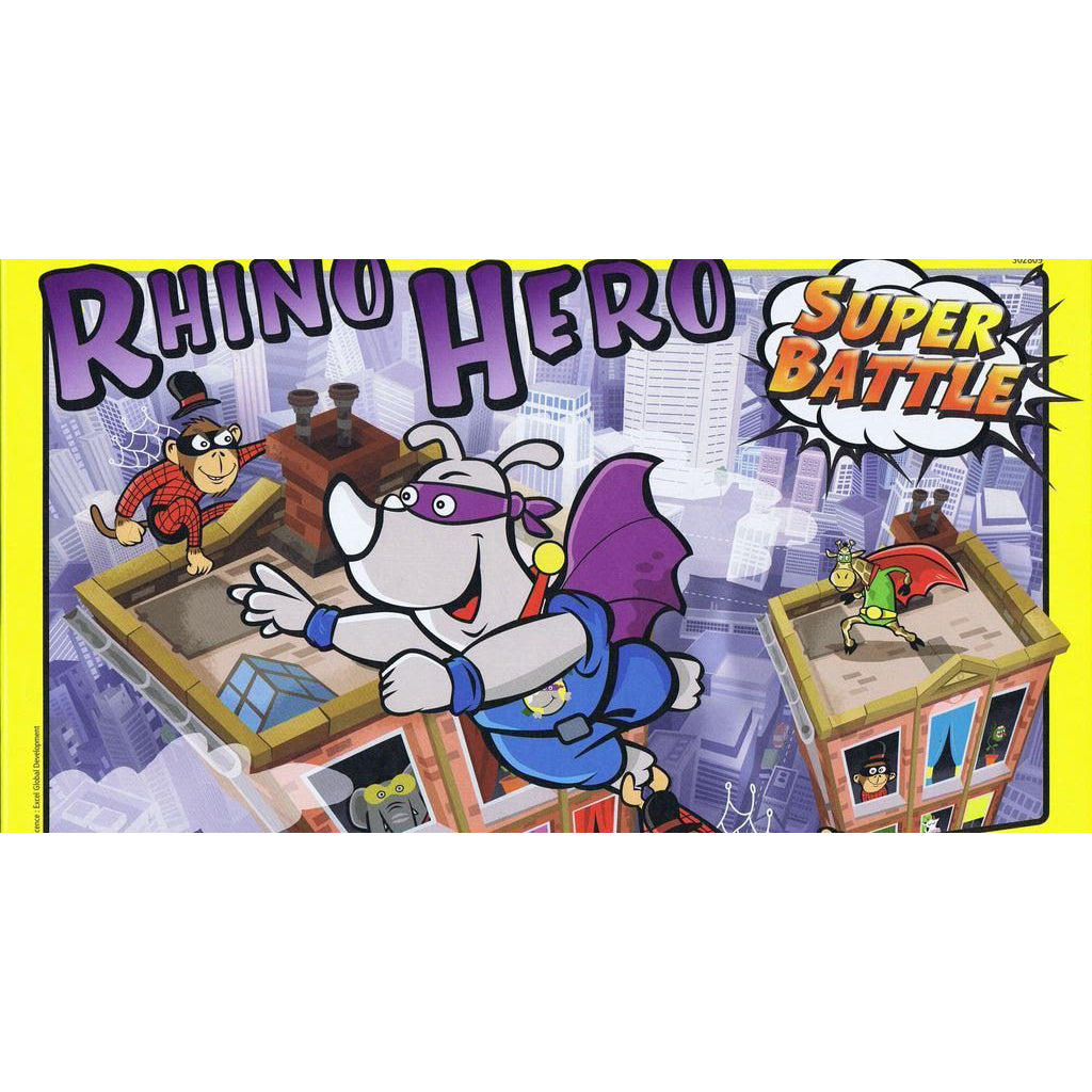 Rino Hero Super Battle